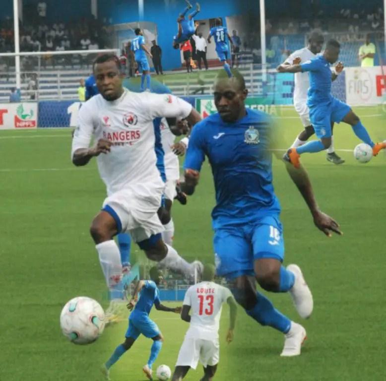 NPFL Super 6: Enyimba, Rangers Clash In Play-offs Opener In Lagos