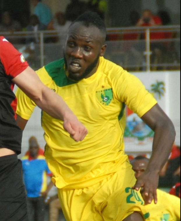 Plateau United Defender Salomon Makes Benin Squad For AFCON 2019