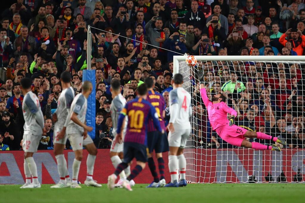 Champions League: Messi Bags Brace As Barcelona Thrash Liverpool At Nou Camp