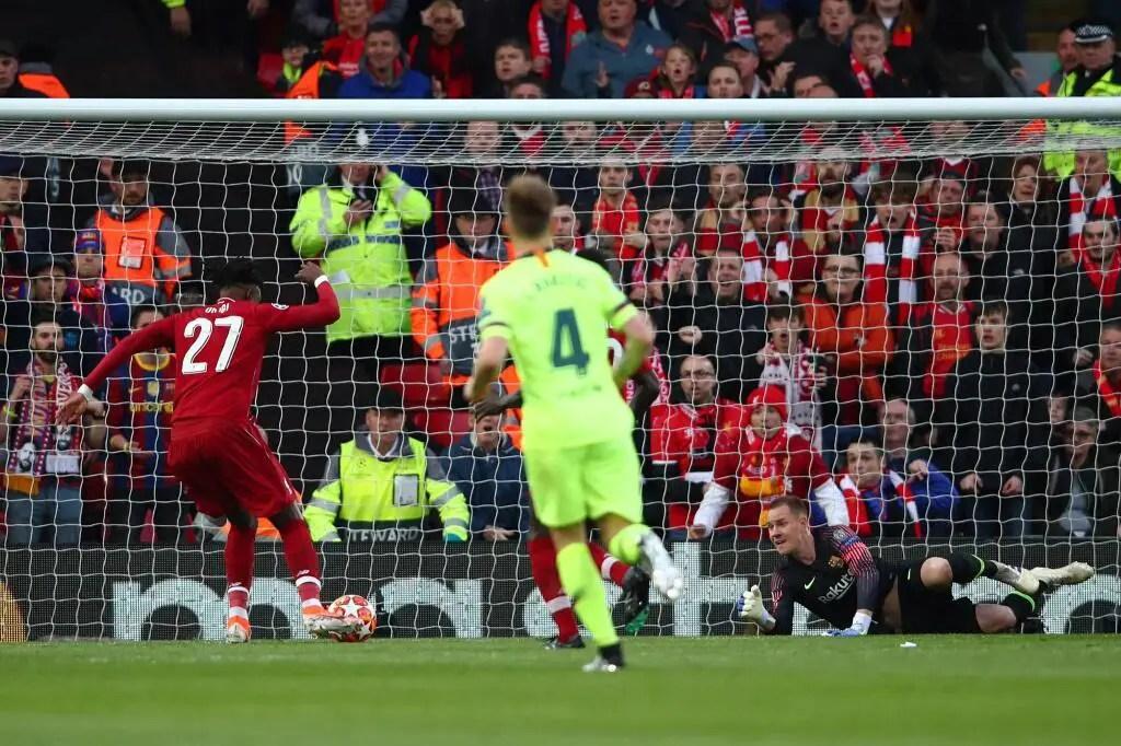 Liverpool Thrash Barcelona To Reach Champions League League Final