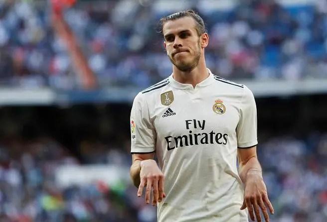 Bale Wants Madrid Stay