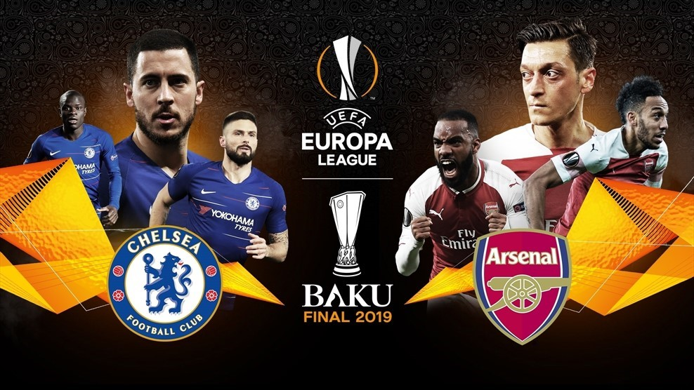 Europa League Final Preview: Chelsea And Arsenal Look To Land Continental Title