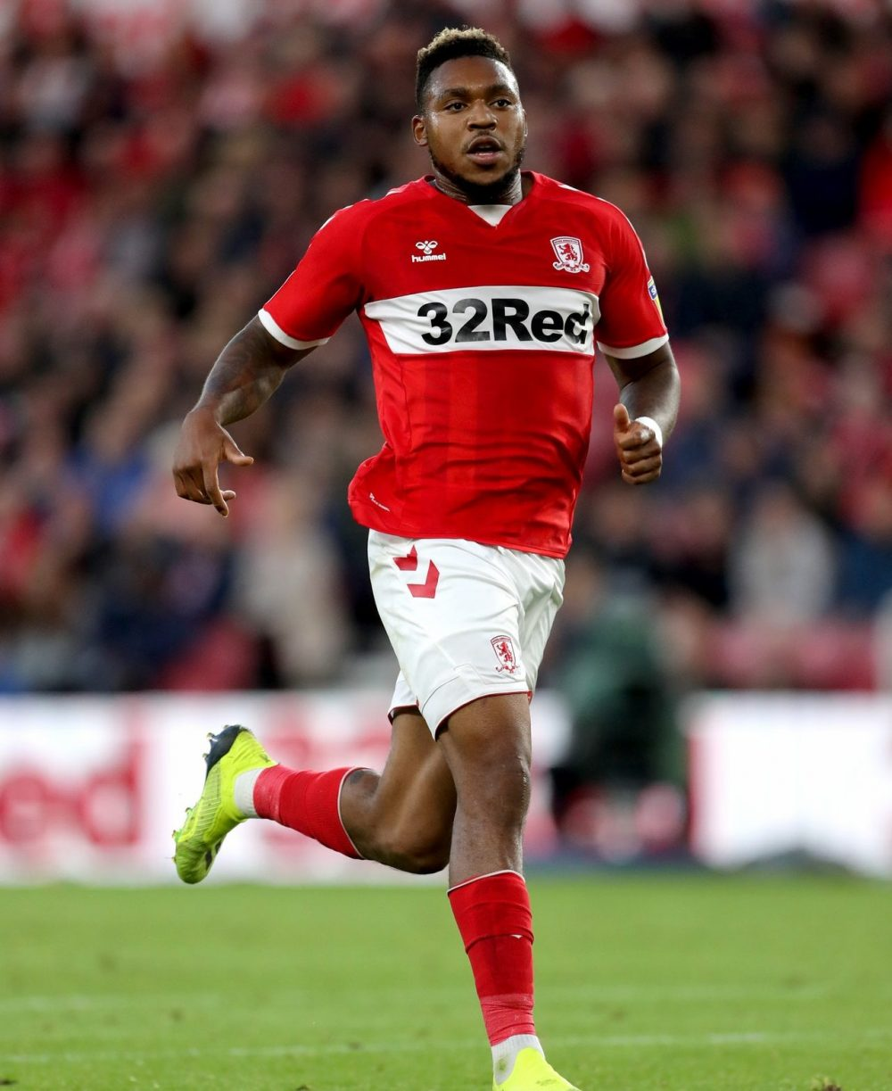 Fulham Consider Assombalonga Approach