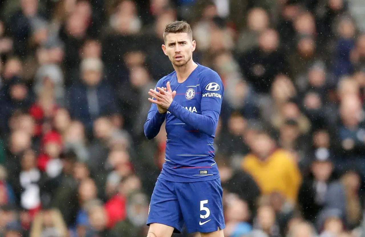 Door Open For Juve Claims Jorginho Agent