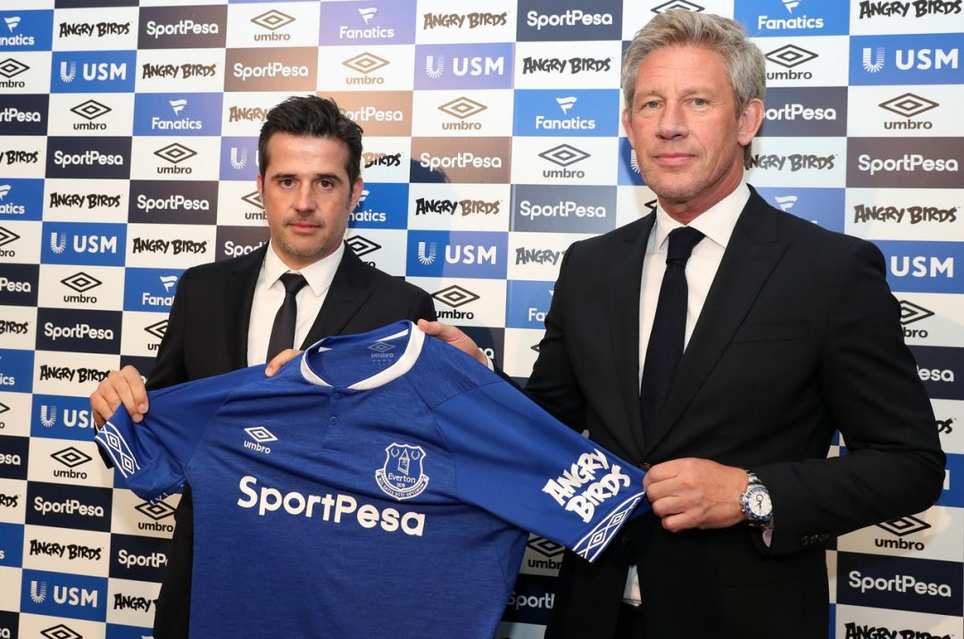 Everton Links With Duo Dismissed