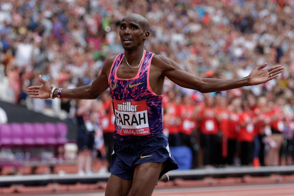 Farah Confirms Chicago Plans