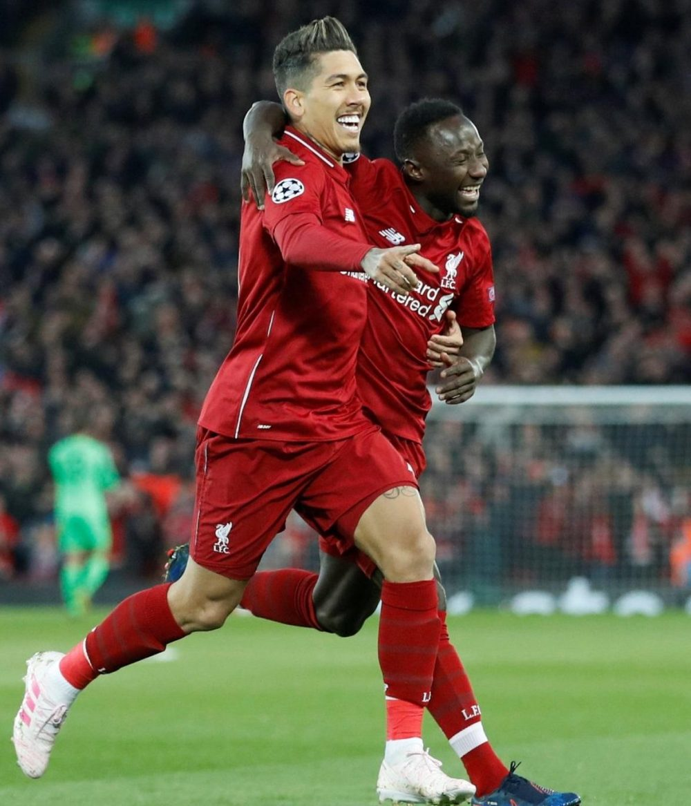 Firmino Fit For Reds