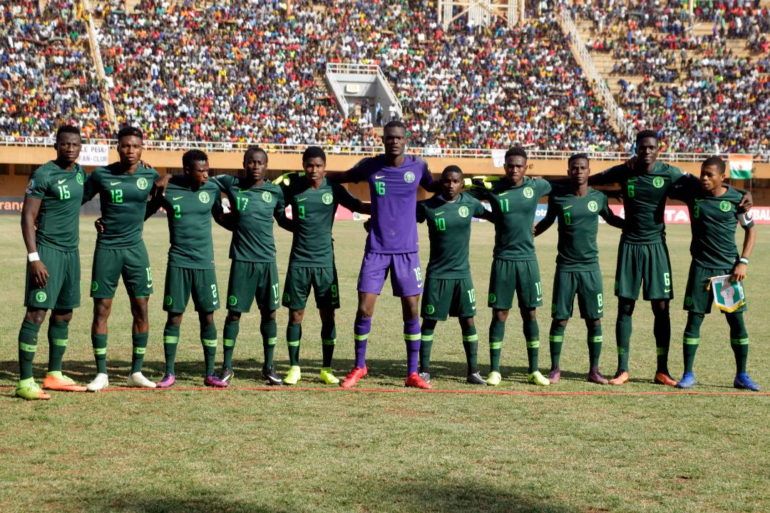 Flying Eagles Fall To Saudi Arabia In Pre-World Cup Friendly