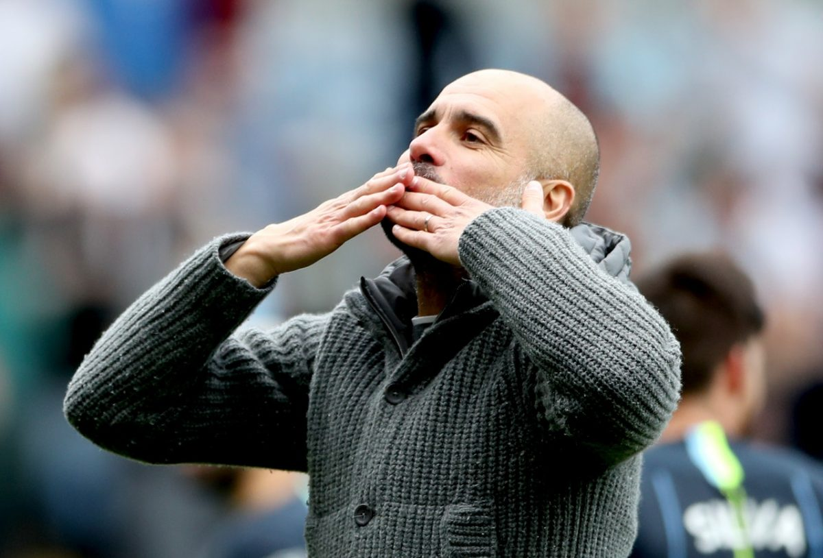 Guardiola: City Players Must Start From Square One Next Season