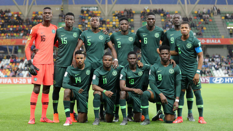 Odegbami: The Inglorious Exit of The Flying Eagles!