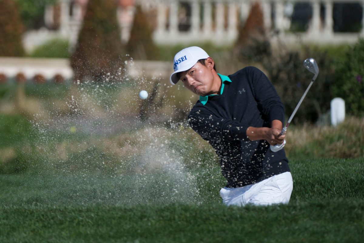 Kang Shines In Cold Conditions