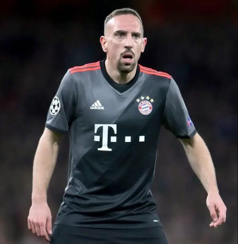 Ribery Open To Aussie Switch