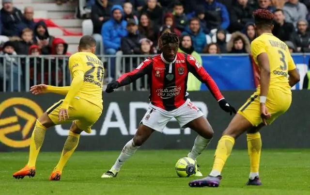Saint-Maximin Open To Milan Switch