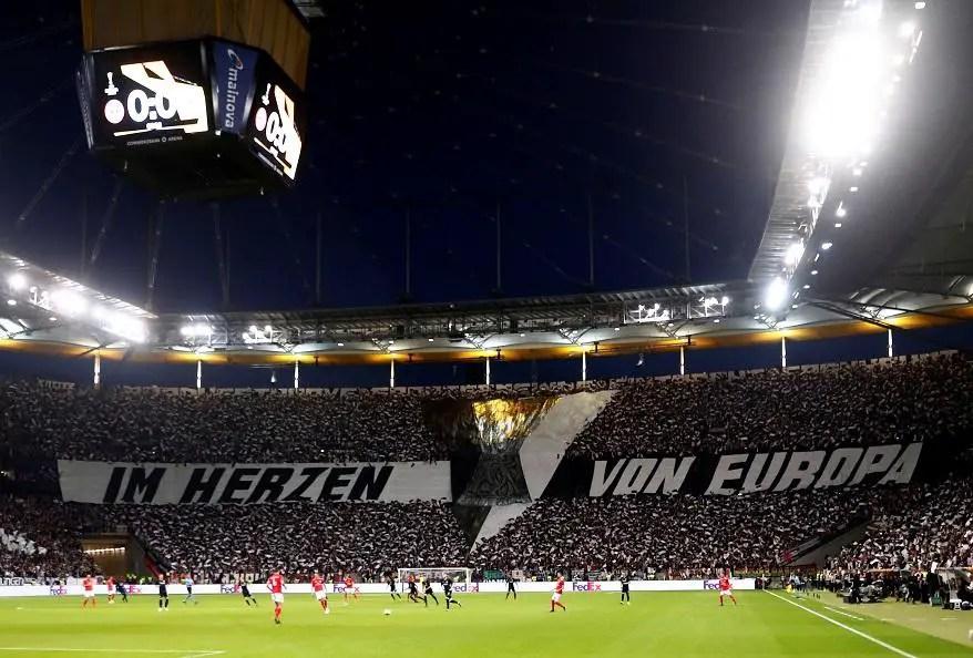 Sarri Hails Frankfurt Quality