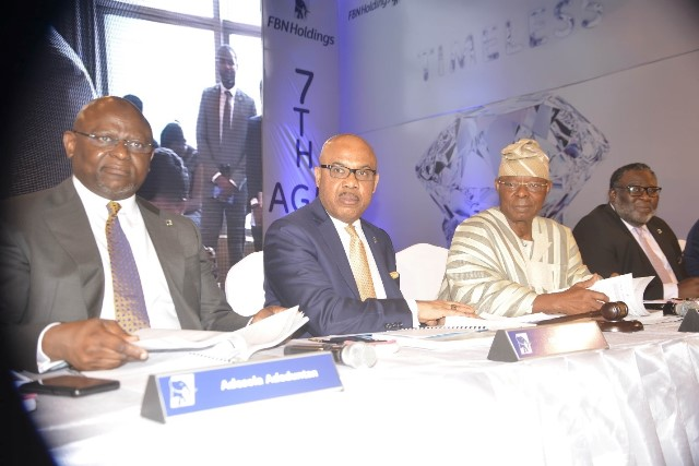 Shareholders Commend FBN Holdings And Believe The Future Is Bright