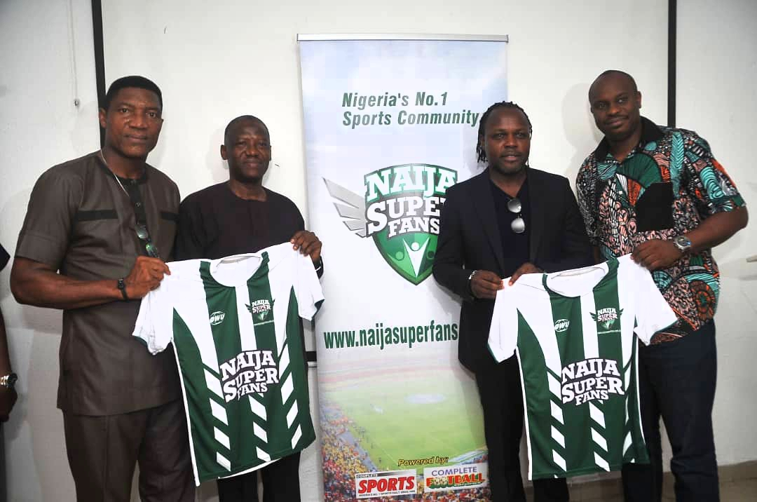 Naija Super Fans Website Unveiled; Members To Win AFCON 2019 Ticket, Other Top Prizes