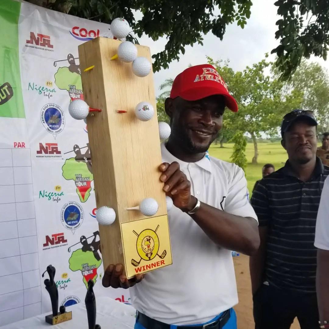 Epe, Torgah, Olopade Optimistic As Sagamu Cup Golf Tournament Tees Off Today
