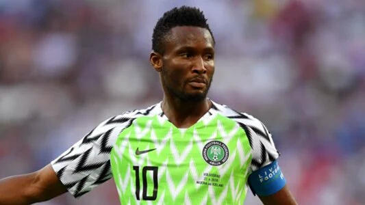 Mikel: I'm Still Motivated To Play For Super Eagles