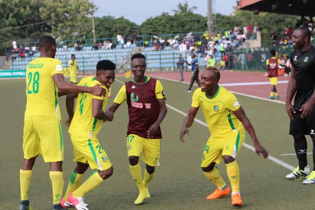NPFL Championship Playoff : Akwa United Hold Kano Pillars In Thrilling Contest