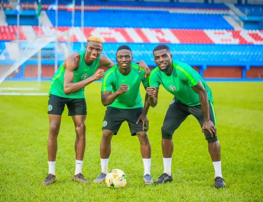 Ogu Thrilled To Rejoin Super Eagles In Preparation For AFCON 2019