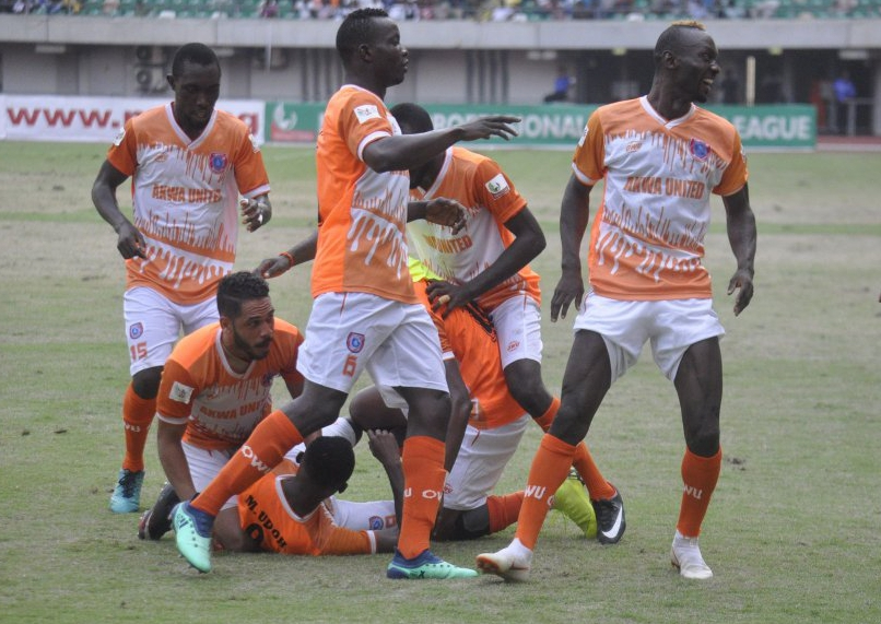 NPFL Championship Play-offs: Akwa United Pip IfeanyiUbah