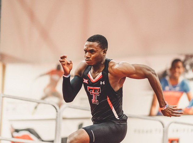 Oduduru Storms Monaco, Set For IAAF Diamond League Debut