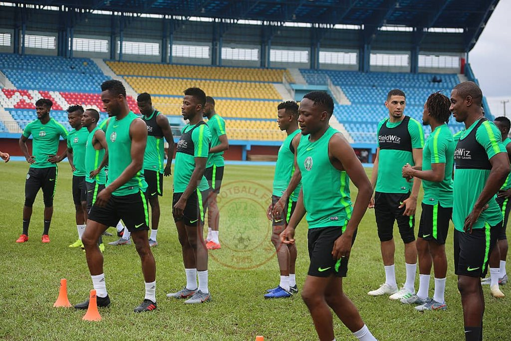 Rohr: 'Super Eagles Have Experience And Youthfulness To Win AFCON 2019'
