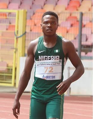 Itsekiri Rules 100m In Germany, Runs New  Personal Best To Make IAAF Worlds  Standard