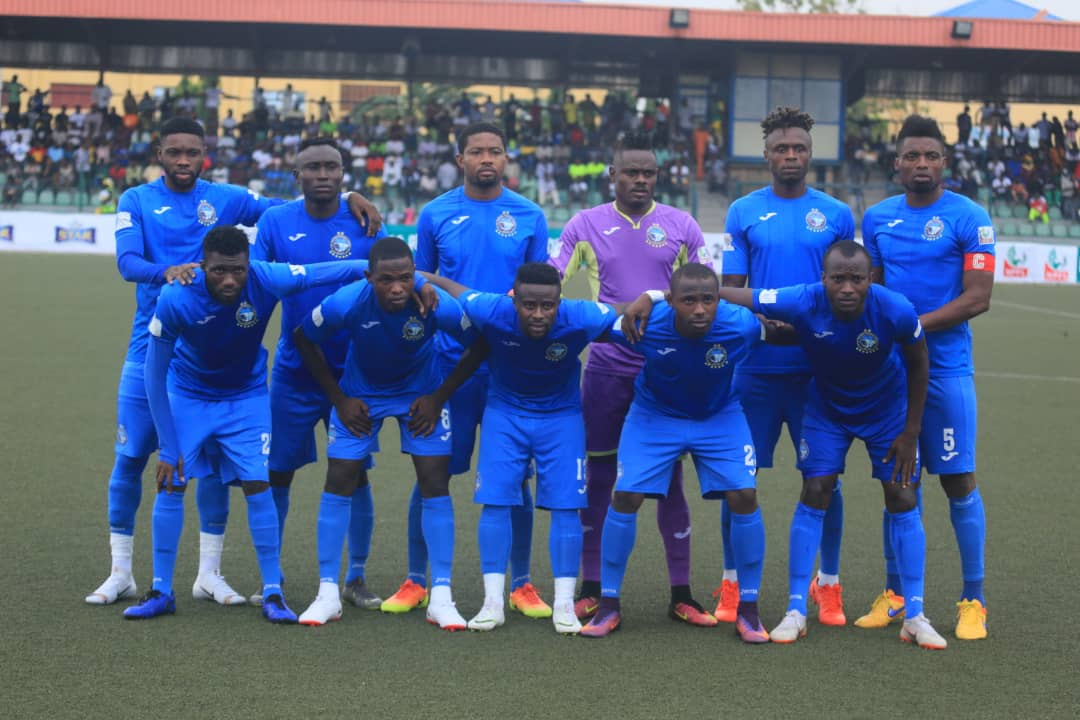 CAFCL: Enyimba Thrash Rahimo 5-0 In Aba, 5-1 On Agg; Book 2nd Prelim Round Spot; Pillars Crash Out