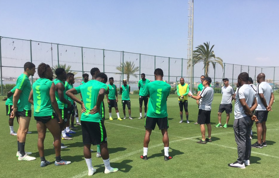 Rohr: Burundi Will Be Difficult; But We're Nigeria, World Cup Team