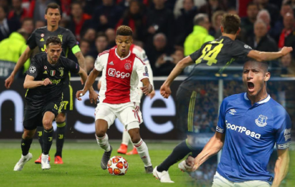 Richarlison Woos Brazil Teammate Neres  To Join Everton From Ajax