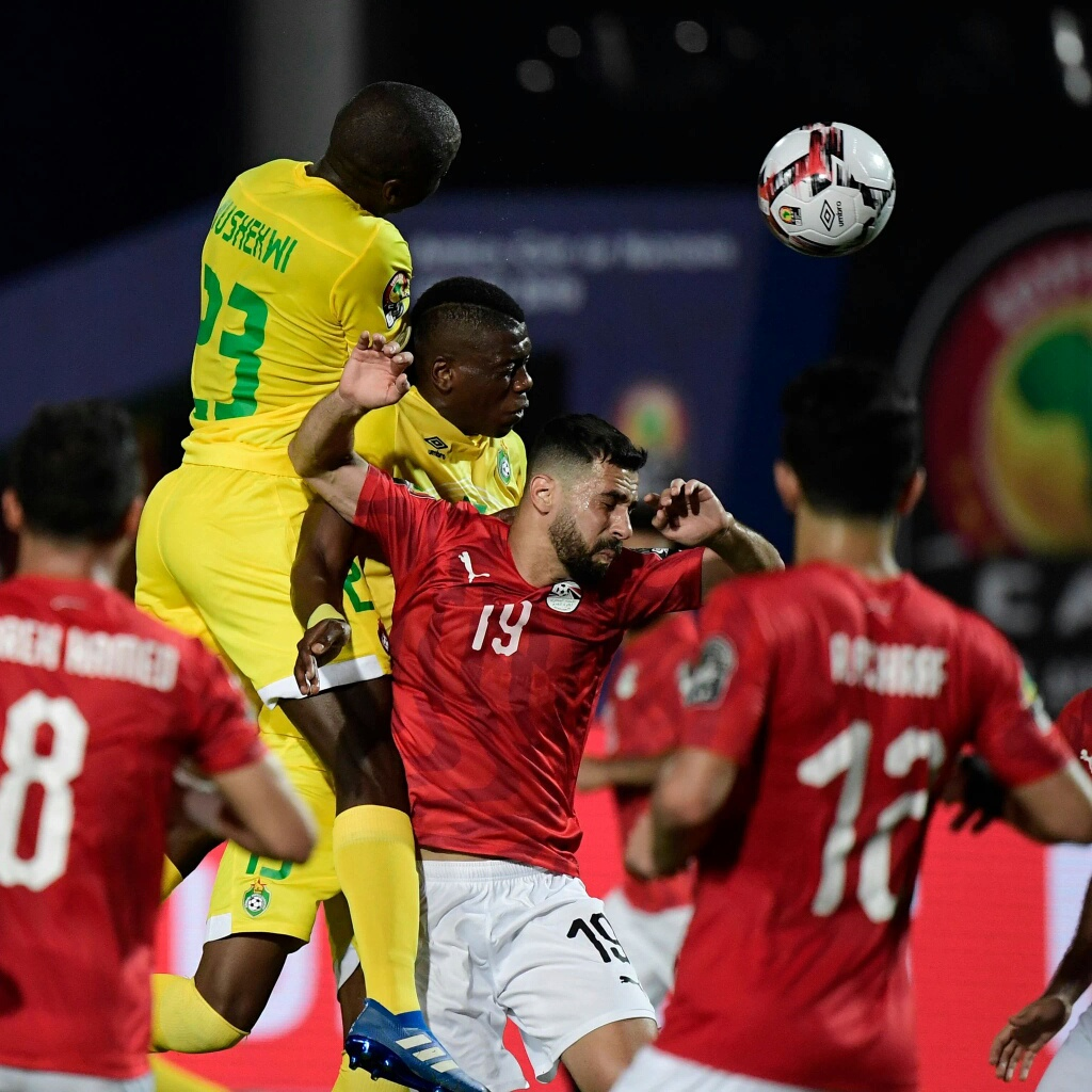 AFCON 2019: Aguirre Not Worried  With Egypt Performance In Slim Win Vs Zimbabwe