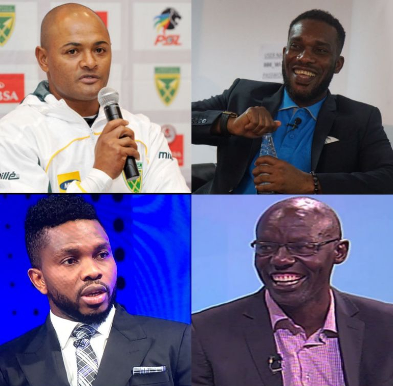 AFCON 2019: SuperSport Unveils Big-name Analysts