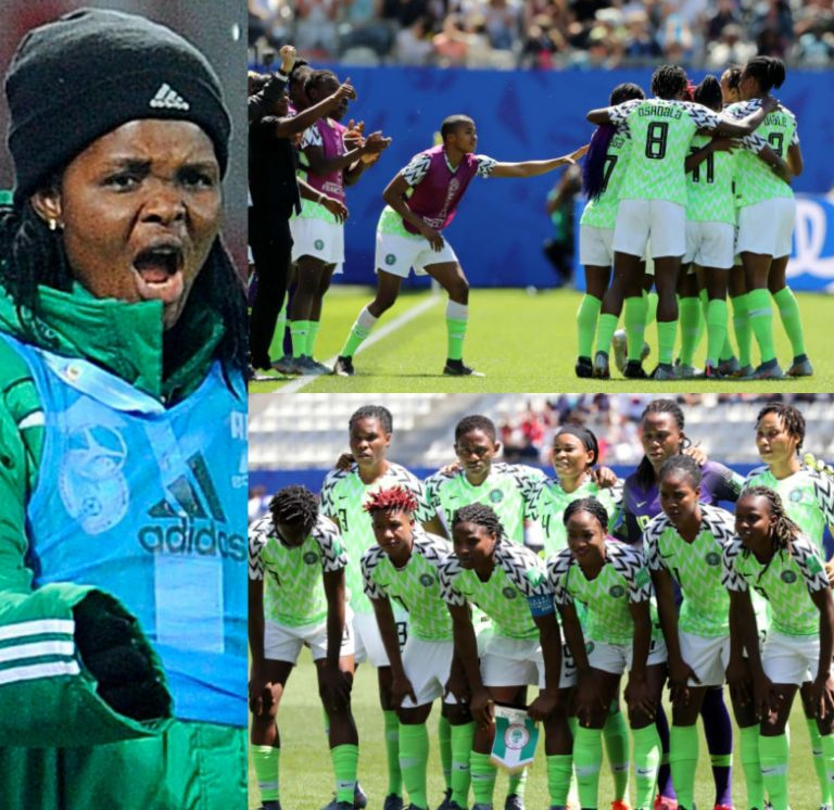 Eucharia: Super Falcons Good Enough To Shock Germany