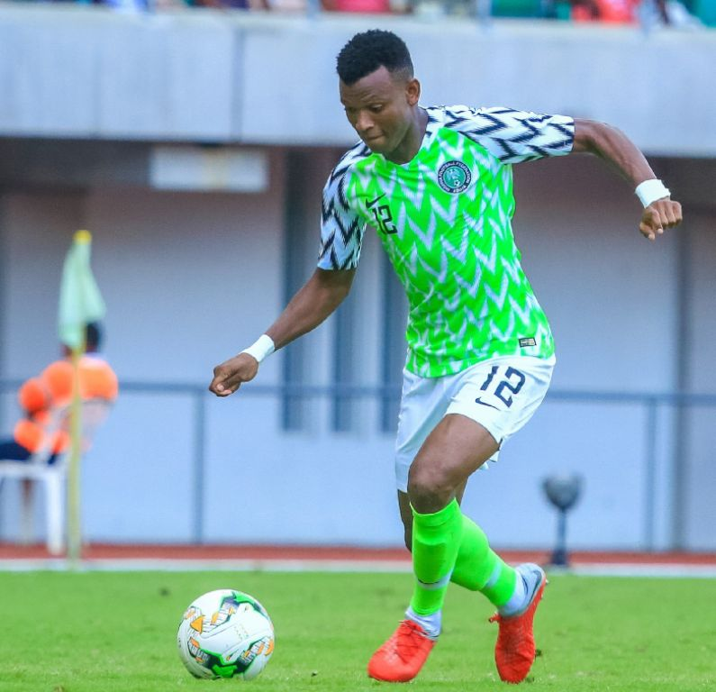 Abdullahi Out Of Nigeria – Guinea Clash Due To Injury