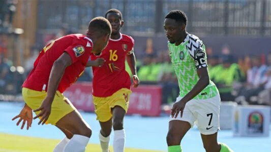 Put: Guinea Paid For Loss Of Concentration Against Super Eagles