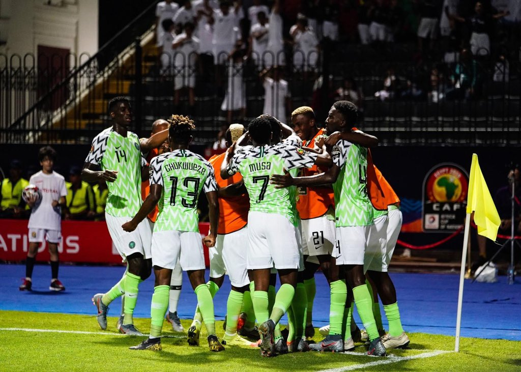 AFCON 2019: Super Eagles Get Outstanding Allowances, Bonuses Ahead Madagascar Game