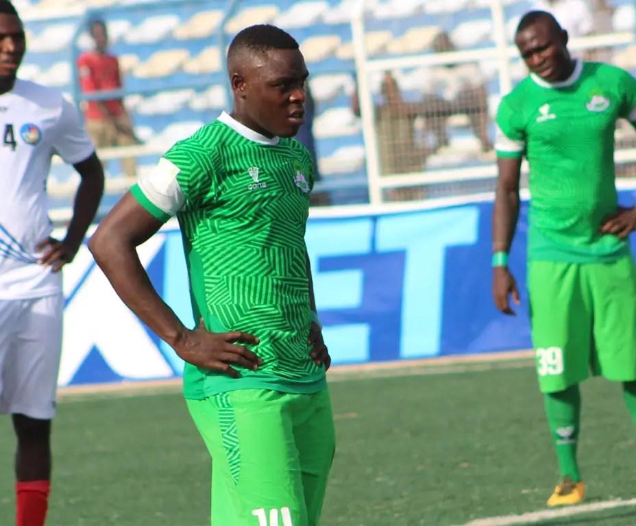 Nasarawa United Sunusi Beats Udoh To NPFL Top Scorer Award