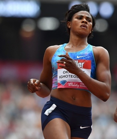 Okagbare, Amusan Chase IAAF Diamond League Points, Money To London