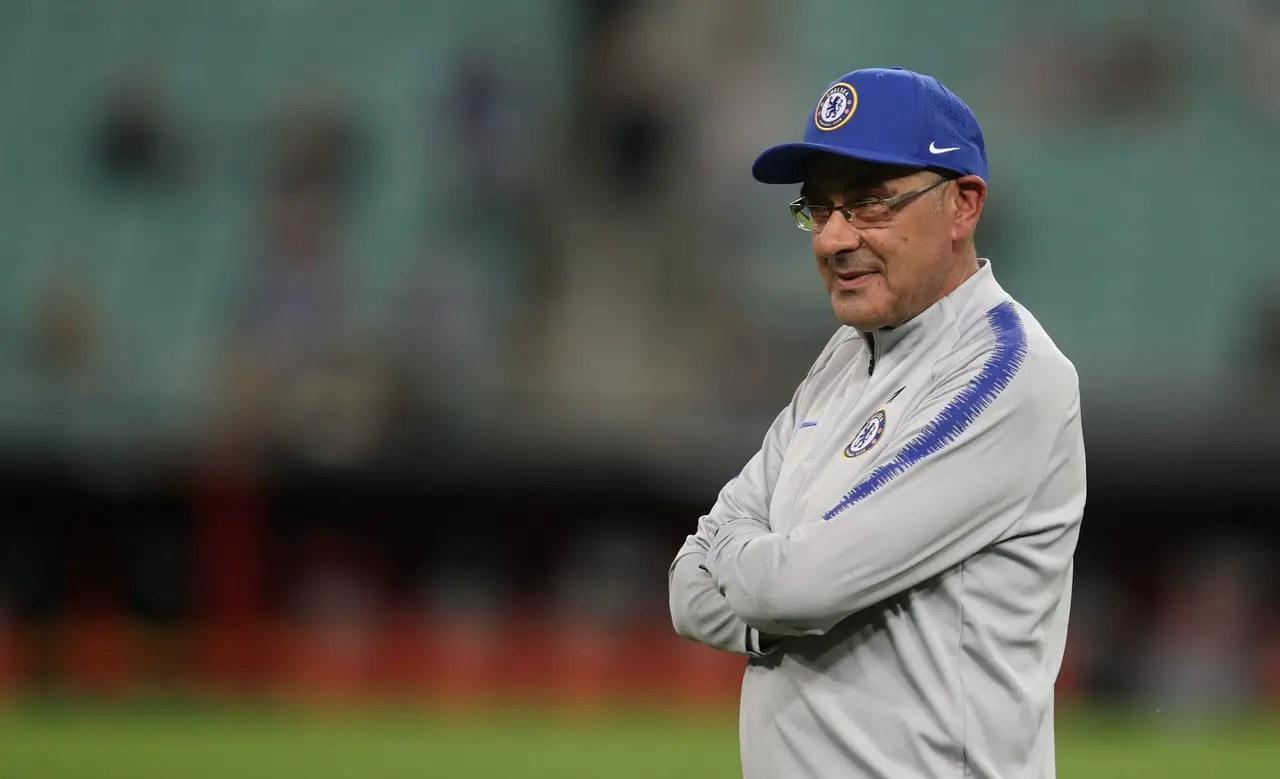 Blues Agree Sarri Compensation – Report