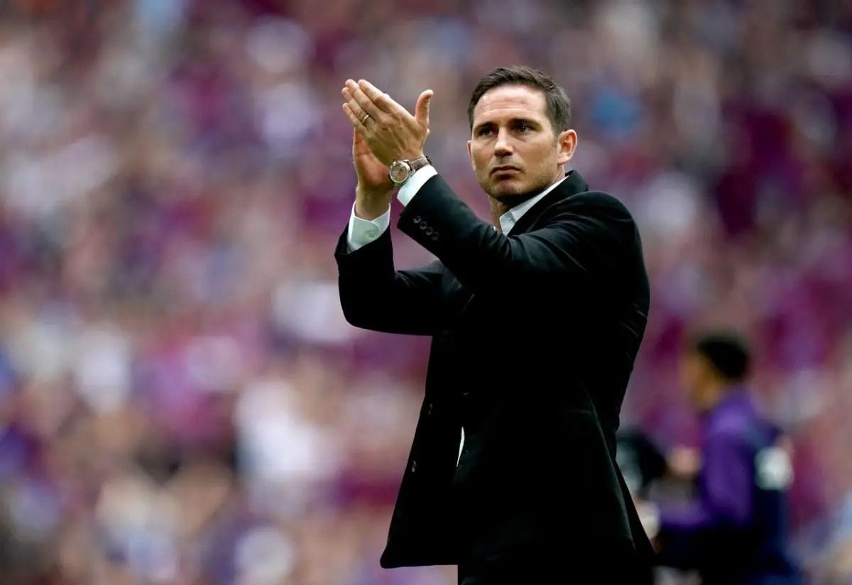 Blues To Step Up Lampard Boss Talks