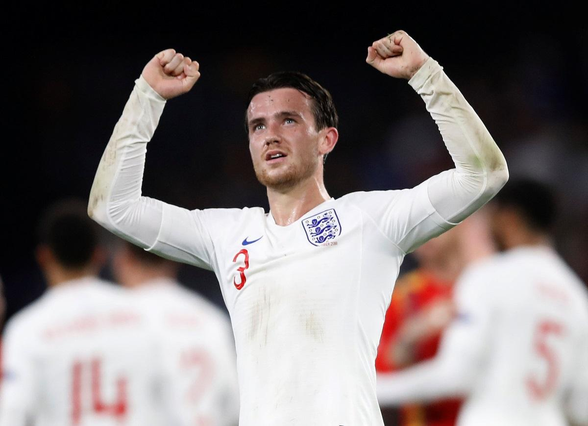 Chilwell Happy With England Pressure
