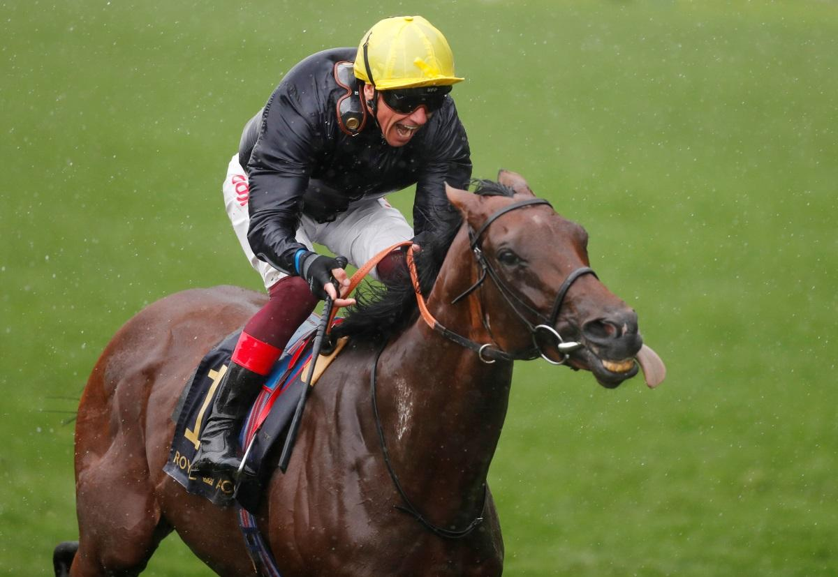Crystal Ocean Claims Prince Of Wales' Glory