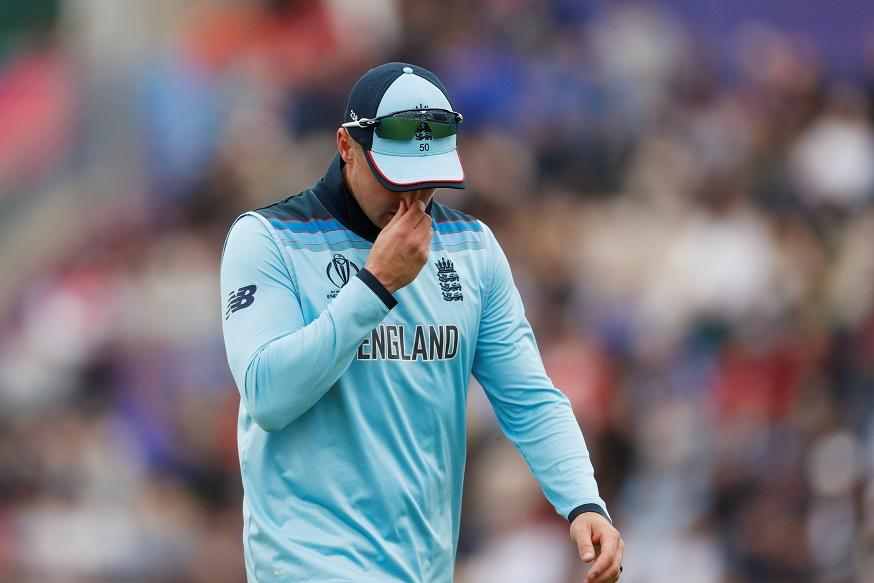 England Suffer Huge Roy Blow