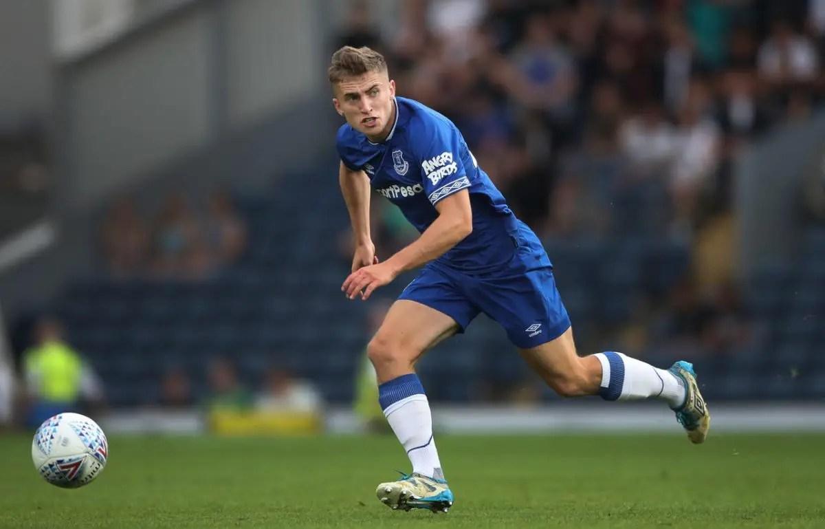 Everton's Kenny Loaned To Schalke