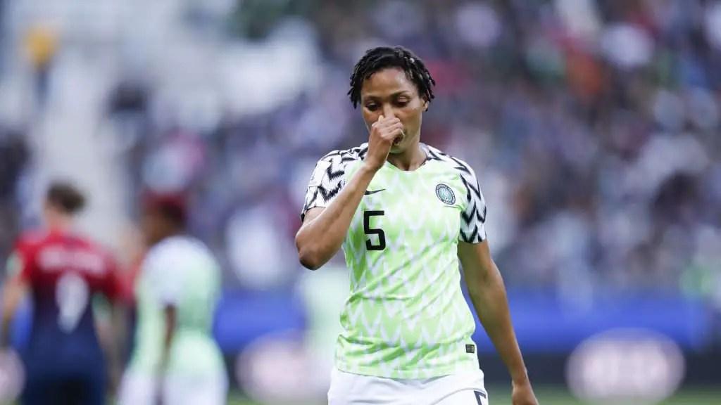 Ebi: Super Falcons Must Step Up Against South Korea