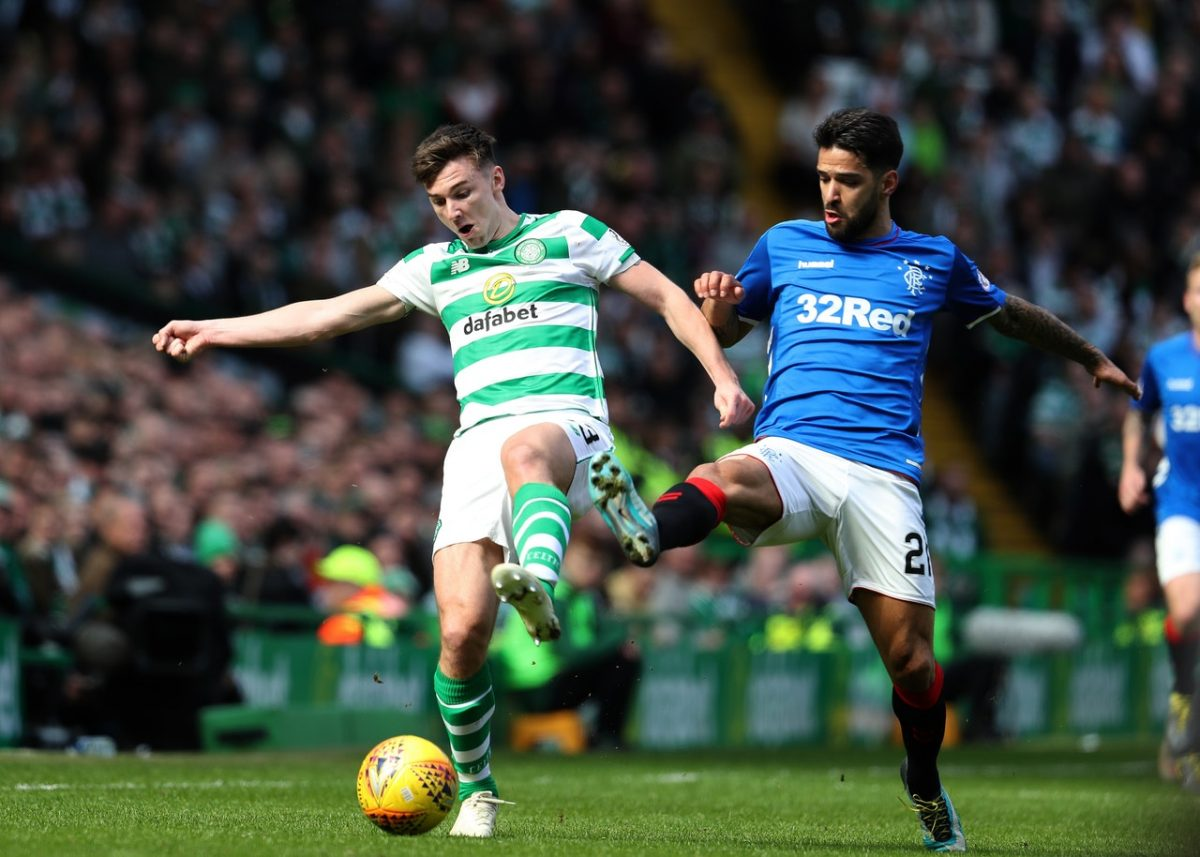 Gunners Face Competition For Bhoys Defender