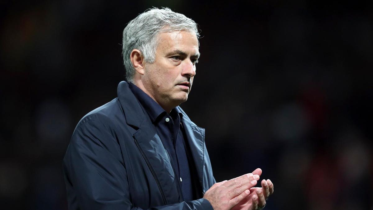 Mourinho Now Open To National Team Manager Job