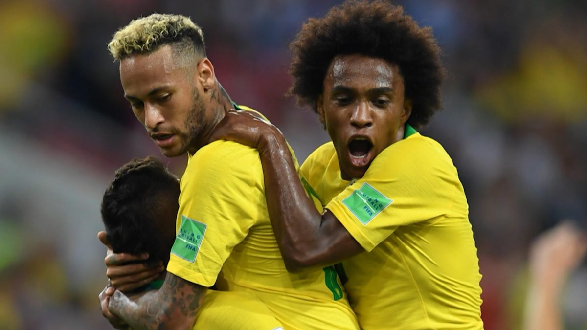 Willian Replaces Injured Neymar In Brazil's Copa America Squad