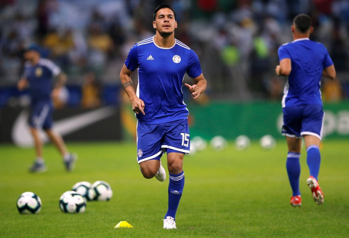 Palace Keeping Tabs On Palmeiras Defender